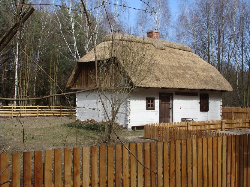 Skansen w Granicy (Kampinoski Park Narodowy)