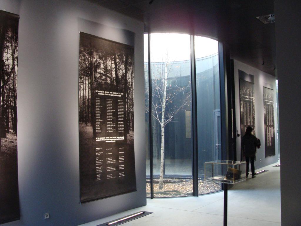 Muzeum Miejsce Pamięci Palmiry, Kampinoski Park Narodowy